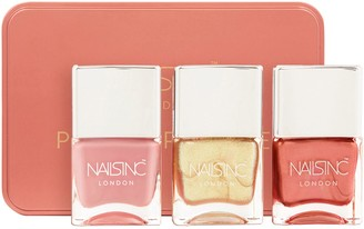 Nails Inc Polish Palette Nail Set