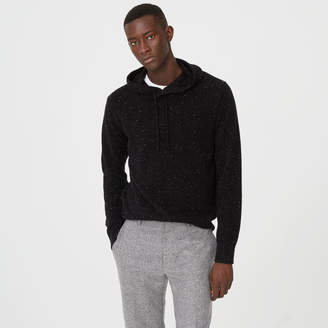 Club Monaco Cashmere Donegal Hoodie