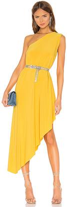 Norma Kamali X REVOLVE Diagonal Tunic Dress