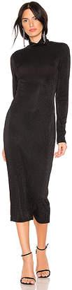 BCBGMAXAZRIA Turtleneck Knit Dress