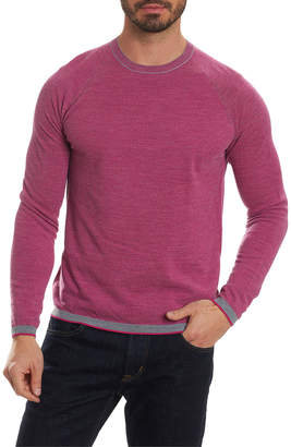 Robert Graham Ray Brook Classic Fit Wool Pullover