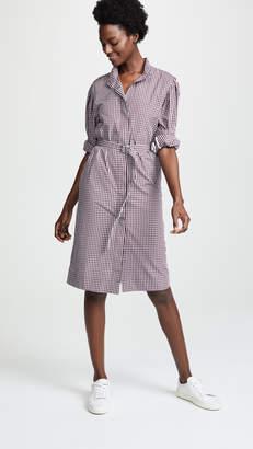 Edition10 Tie Waist Shirtdress
