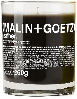 Malin+Goetz Leather Candle