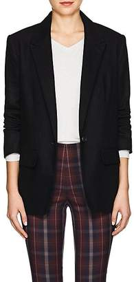 Rag & Bone Women's Lexington Wool One-Button Blazer - Black