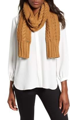 MICHAEL Michael Kors Cable Knit Muffler