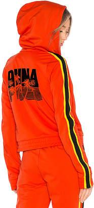 FENTY PUMA by Rihanna Fitted Tearaway Track Jacket
