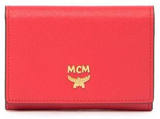 MCM Bi-Fold Snap Button Wallet