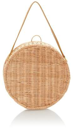 Serpui Serpui | Destiny Circle Bag In Natural