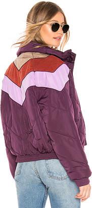 Free People Heidi Ski Puffer Jacket