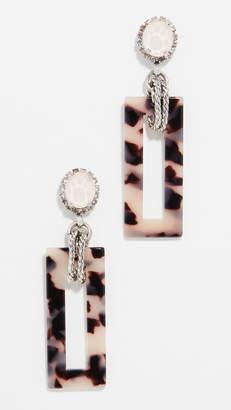 Elizabeth Cole Effie Earrings