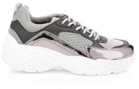 KENDALL + KYLIE Women's KK Focus 2 Sneakers - Grey - Size 6.5