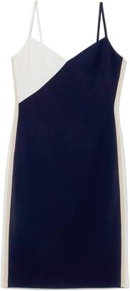 Vince Camuto Colorblock Slip Dress