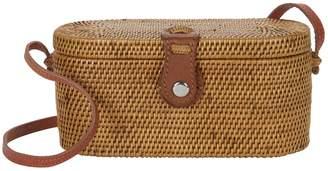 Faithfull The Brand Camilla Box Shoulder Bag