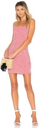 LIONESS Havana Smocked Mini Dress
