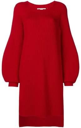 Stella McCartney ribbed oversized sweater