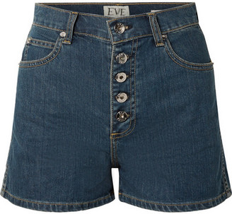 EVE Denim - Leo Denim Shorts - Blue