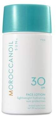 Moroccanoil Lightweight SPF 30 Face Lotion with Broad Spectrum Sunscreen/1.7 oz.