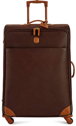"Bric's Brown MyLife 32"" Spinner Luggage"
