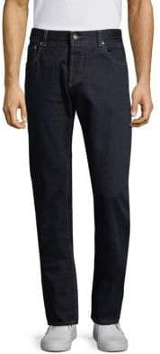 Isaia Men's Classic Jeans - Dark Blue - Size 28