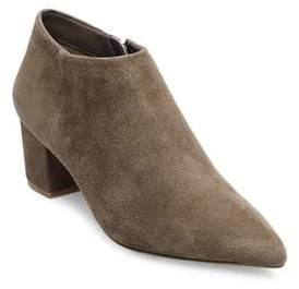 Steve Madden Steven by Suede Ankle Boots
