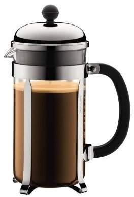 Bodum Chambord Coffee Maker, 8 Cup, 1.0 L, 34 Oz
