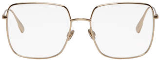 Christian Dior Gold Stellaire 01 Glasses