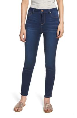 1822 Denim Butter High Rise Skinny Jeans