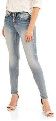 Time and Tru Women's Core Skinny Jean