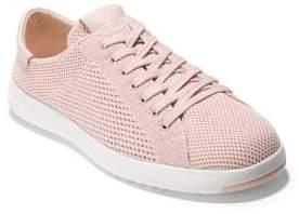 Cole Haan Women's GrandPro Stichlite Tennis Sneakers - Peach Blush - Size 40.5 (10.5)