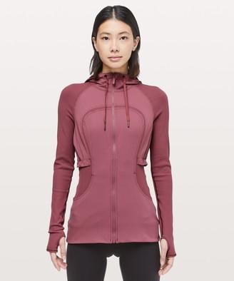 Lululemon Dance Studio Jacket Rib Sleeve