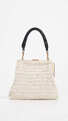 Clare Vivier Flore Woven Bag