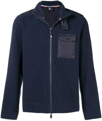 Moncler Maglia zip fleece jacket