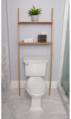 """BEST LIVING INC 26.18"""" W x 68.9"""" H Over the Toilet Storage"""