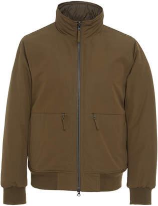 Aspesi Concealed Hood Jacket
