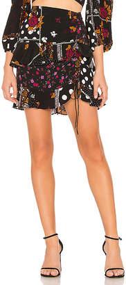 For Love & Lemons X REVOLVE St Louis Mini Skirt