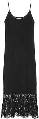 Roche Ryan Cashmere slip dress