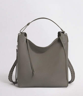 AllSaints Kita Leather Small Backpack