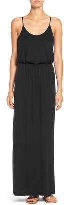 --- Knit Maxi Dress