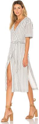 Tularosa Maddy Wrap Dress