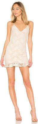 superdown Sharon Ruffle Dress