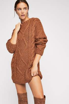 Imogen Cable Knit Sweater