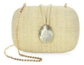 Kayu Women's Adeline Clutch - Silver
