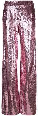 Prabal Gurung sequin wide leg trousers