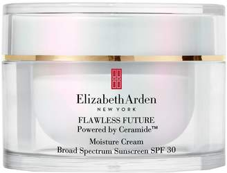 Elizabeth Arden FLAWLESS FUTURE Powered by Ceramide(TM) Moisture Cream Broad Spectrum Sunscreen SPF 30