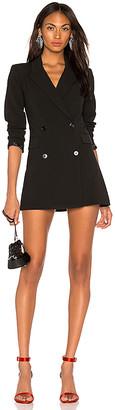 LPA Double Breasted Blazer Dress