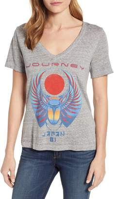 Lucky Brand Journey 1981 Graphic Tee