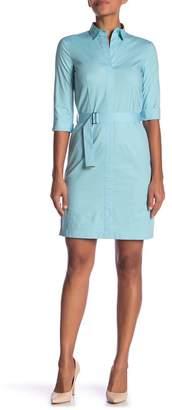BOSS Dashira Dress (Petite)