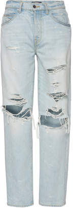 Amiri Destroyed Slouch Jean