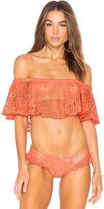 Luli Fama Rosario Bikini Top