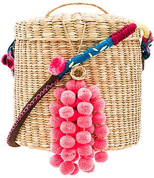 A.N.A Nannacay The Bucket Mini Pom Bag